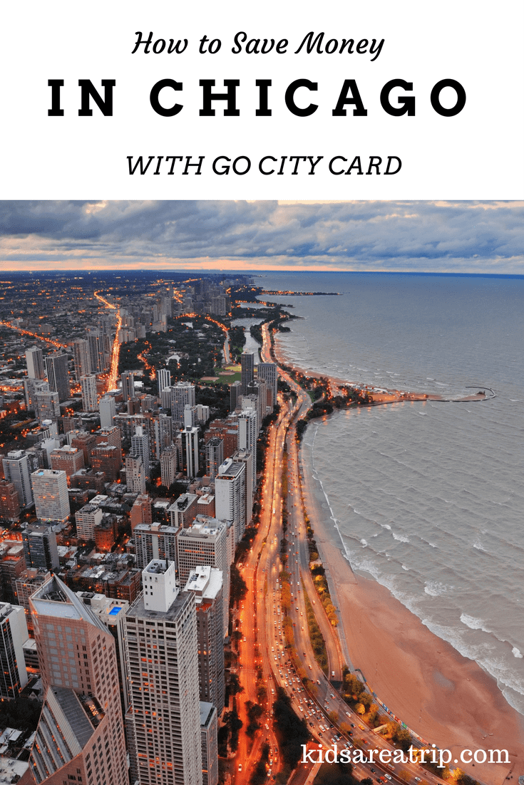 The Windy City can be expensive to visit, but it doesn't have to be. Here's how to save money in Chicago with Go City Card. - Kids Are A Trip