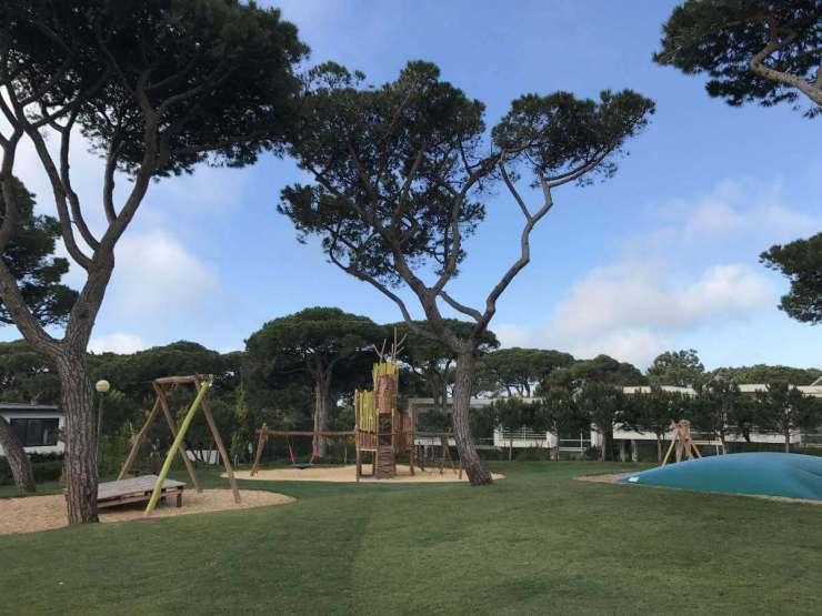 Martinhal Cascais Has a Fantastic Playground-Kids Are A Trip