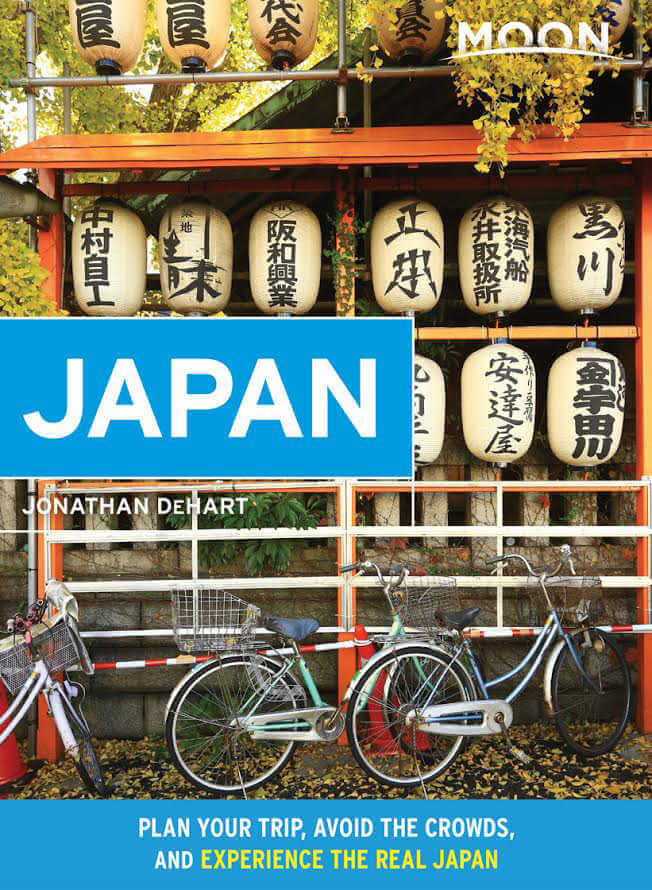 Japan Moon Travel Guide - Kids Are A Trip