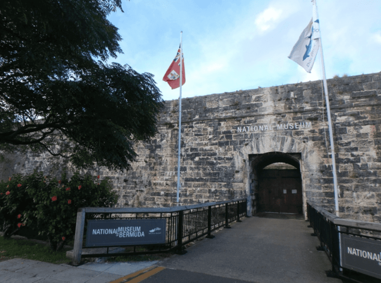 Family Friendly Things to Do in Bermuda - National Museum of Bermuda at Royal Naval Dockyard-Kids Are A Trip