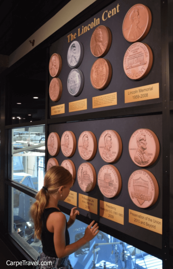 Family Friendly Things to Do in Denver Visit the Denver Mint-Kids Are A Trip
