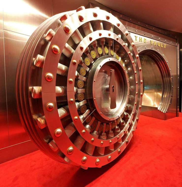 The Vault at the World of Coca-Cola - Kids Are A Trip