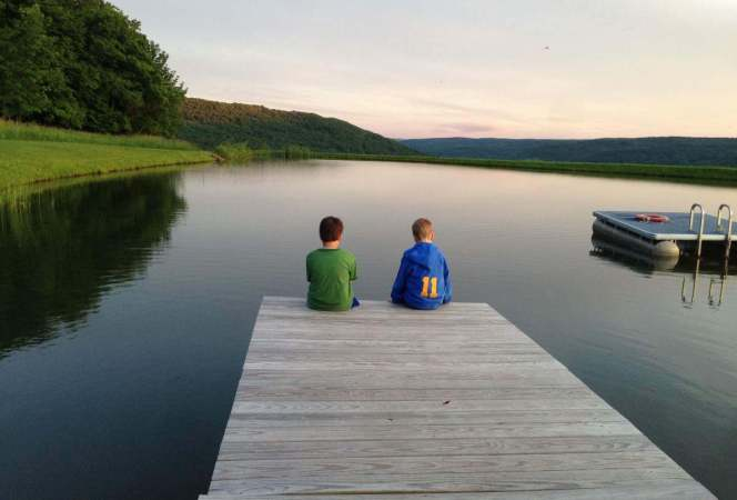 Family vacations create memories that last a lifetime. Here are some fun ways to involve kids in vacation planning.-Kids Are A Trip