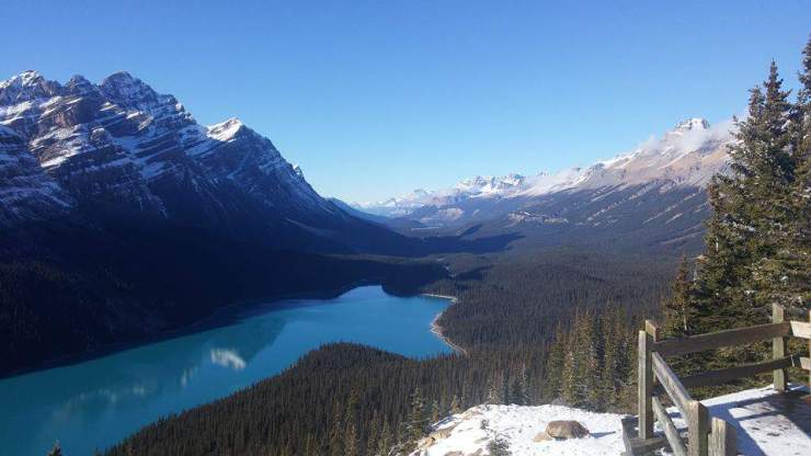 National Parks in Canada Banff-Explore with Erin