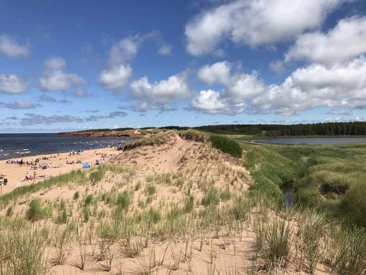 Prince Edward Island National Park-Kids Are A Trip