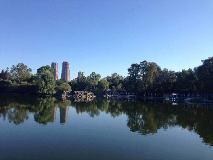Chapultepec Park family friendly things to do in Mexico City-Kids Are A Trip
