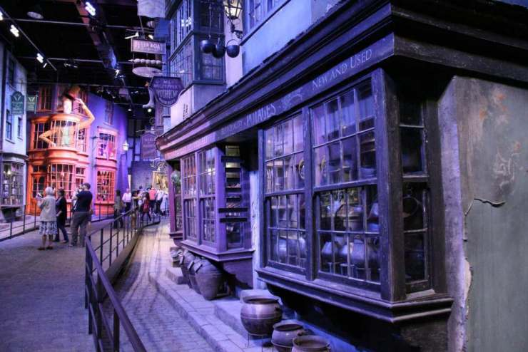 Family Friendly Things to Do in London Harry Potter Studio Tour-Kids Are A Trip