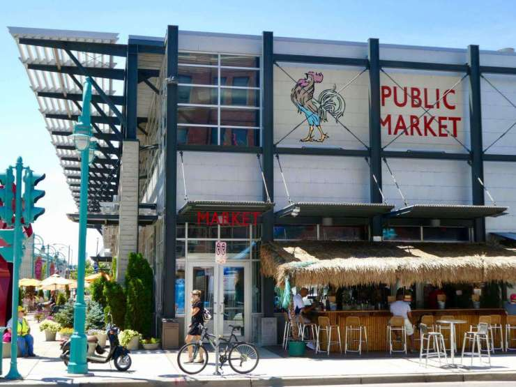 Best Things to Do in Milwaukee Visit the Public Market-Kids Are A Trip