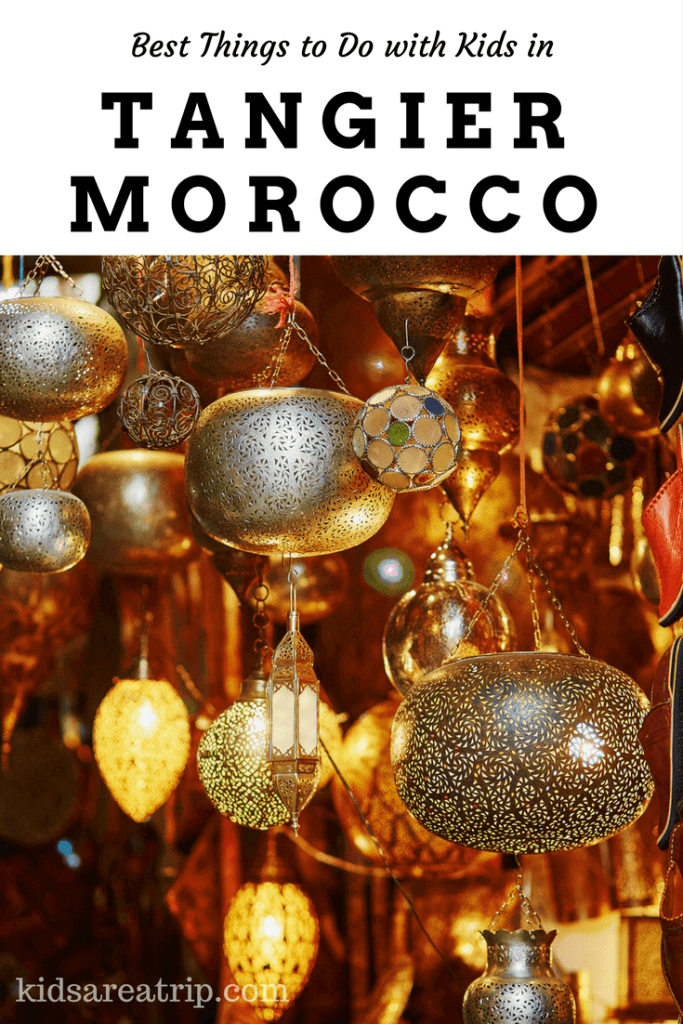 Tangier Morocco with kids
