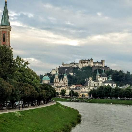 Top 5 Family Friendly Things to Do in Salzburg, Austria