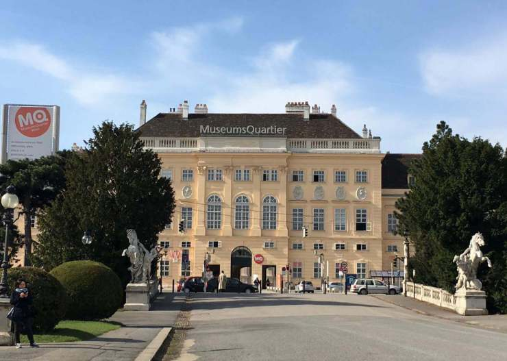 best things to do in vienna MuseumsQuartier building-Kids Are A Trip