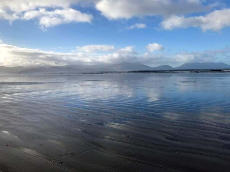 Travel with Kids to Ireland Inch Beach-Kids Are A Trip