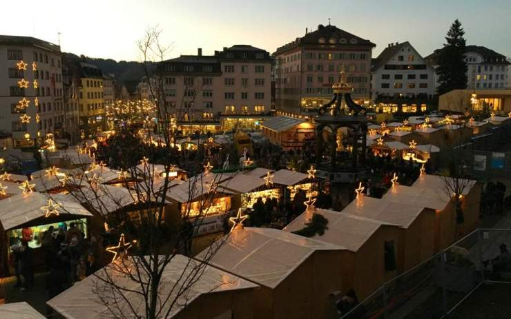 Best Christmas Markets in Europe Einsiedler_Weihnachtsmarkt-Kids Are A Trip