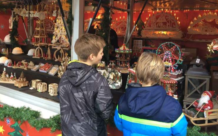 Best Christmas Markets in Europe Rapperswil-Kids Are A Trip
