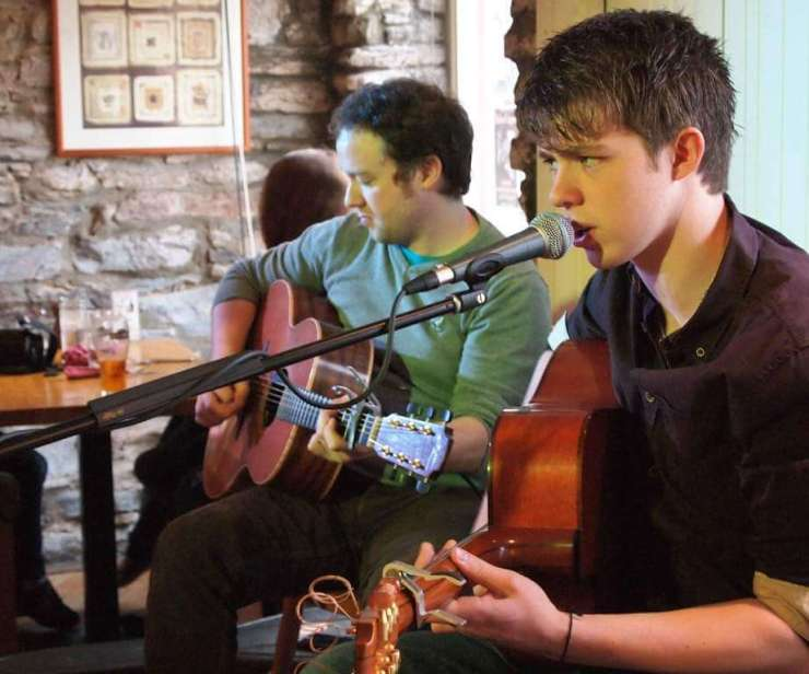 Family Friendly Things to Do in Westport, County Mayo, Ireland Music-Kids Are A Trip