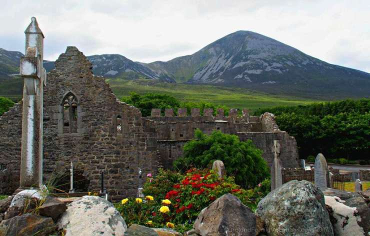 Things to Do in Westport, County Mayo, Ireland Murrisk Abbey Croagh Patrick-Kids Are A Trip