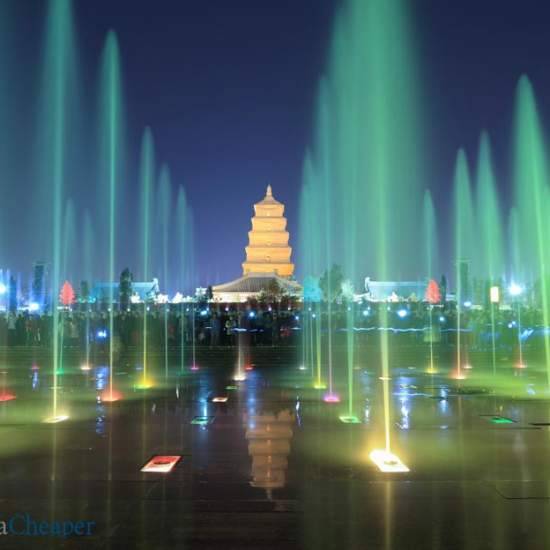 Top 5 Family Friendly Things to Do in Xi'an, China