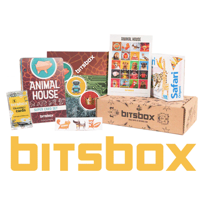 Best Subscription Gift Boxes for Kids Bitsbox-Kids Are A Trip