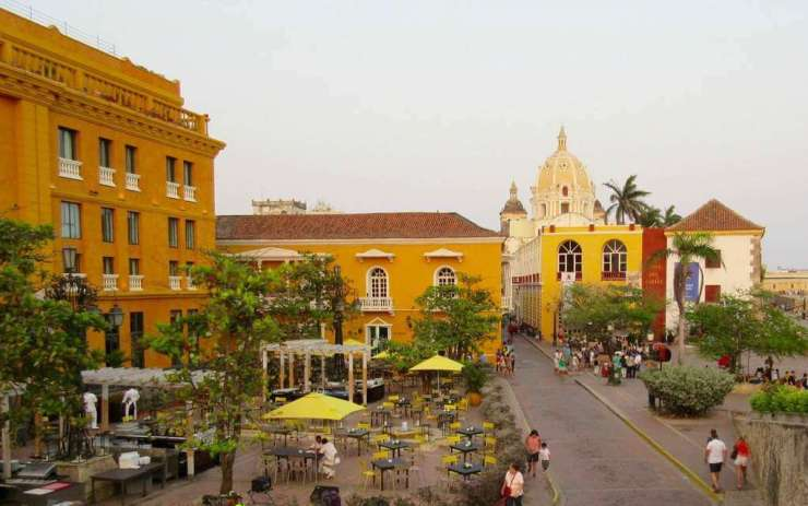 Best Family Vacation Spots Cartagena Colombia-Kids Are A Trip