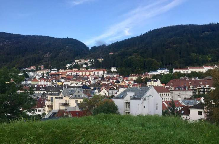 Visit Norway with Kids Bergen View-Kids Are A Trip