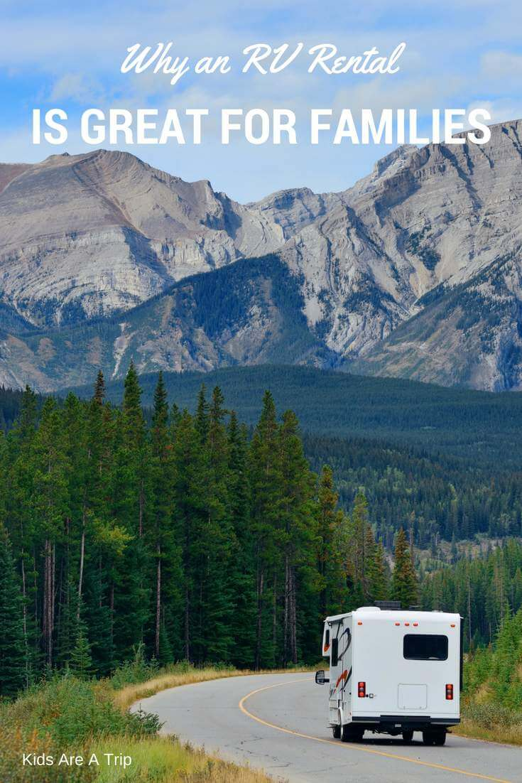 Instead of booking a plane flight for your next family trip, why not consider renting an RV? Not only does it save time, it brings families together. Here's why you should consider an RV rental for your next trip. - Kids Are A Trip