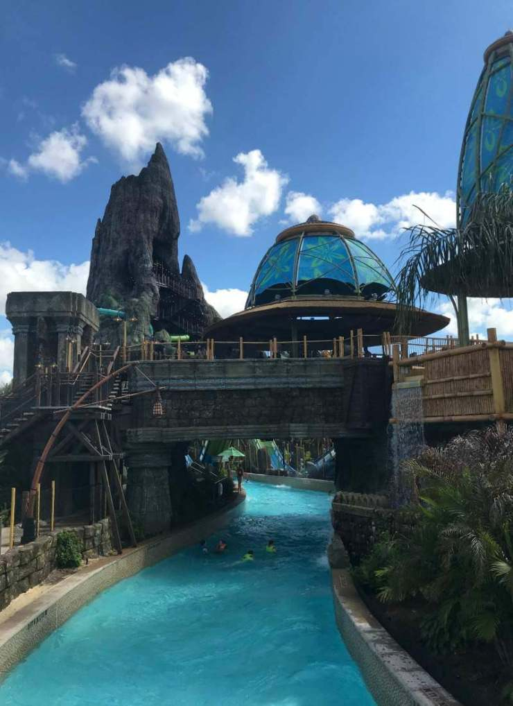 Get Volcano Bay tickets just for the lazy river - Kids Are A Trip