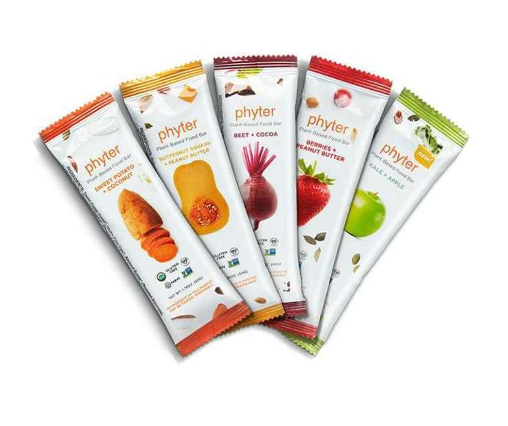 Phyter Easy to Pack Organic Snacks -Kids Are A Trip