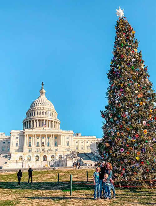 Washington DC Christmas