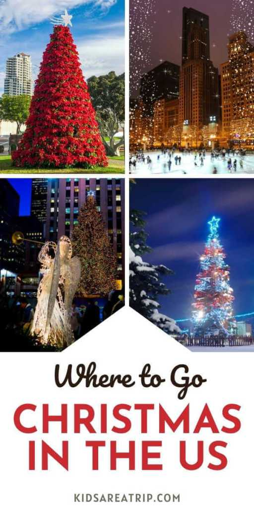 Where to Go for Christmas US-Kids Are A Trip