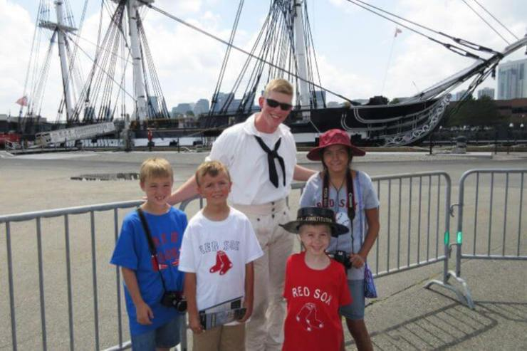 USS-Constitution-Boston-with-kids