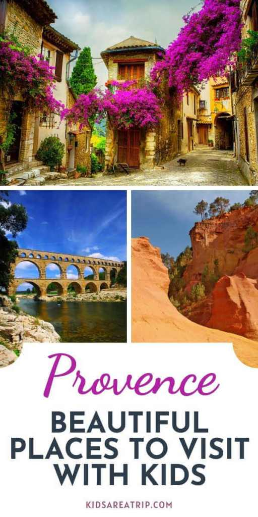 Beautiful Places in Provence France to Visit with Kids-Kids Are A Trip