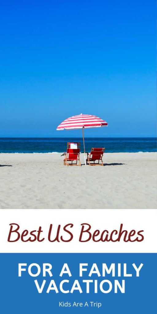 Fun US Beaches for Families-Kids Are A Trip