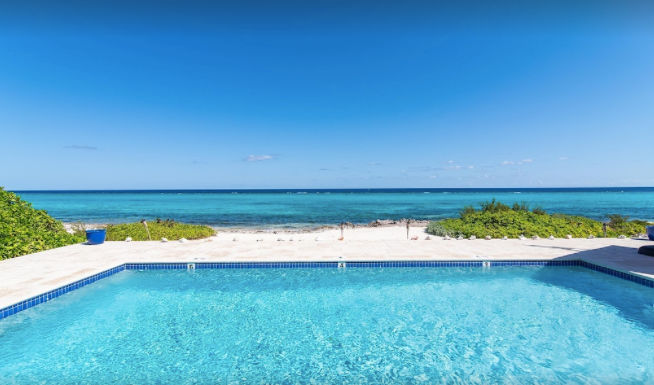 Thatch Hill view Grand Cayman