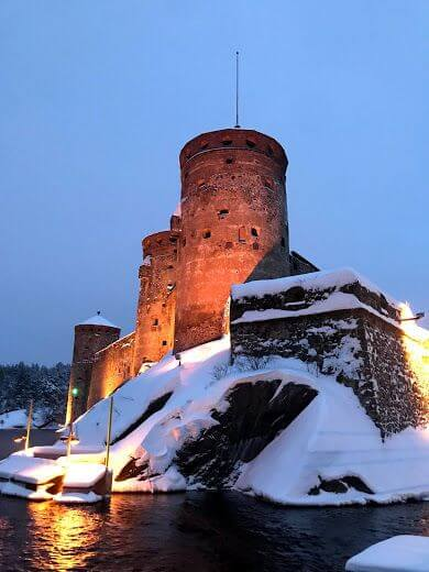 Olavinlinna-Castle-Finnish-Lapland-Kids-Are-A-Trip