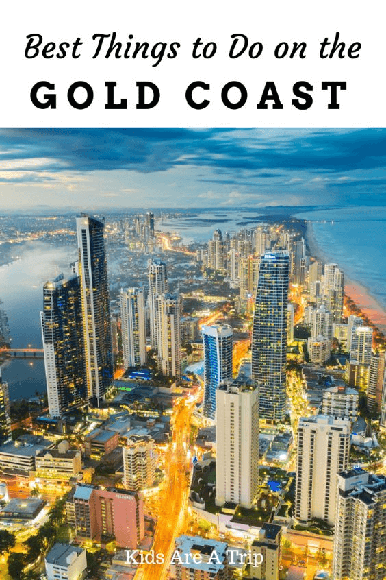 Gold Coast Australia itinerary-Kids Are A Trip