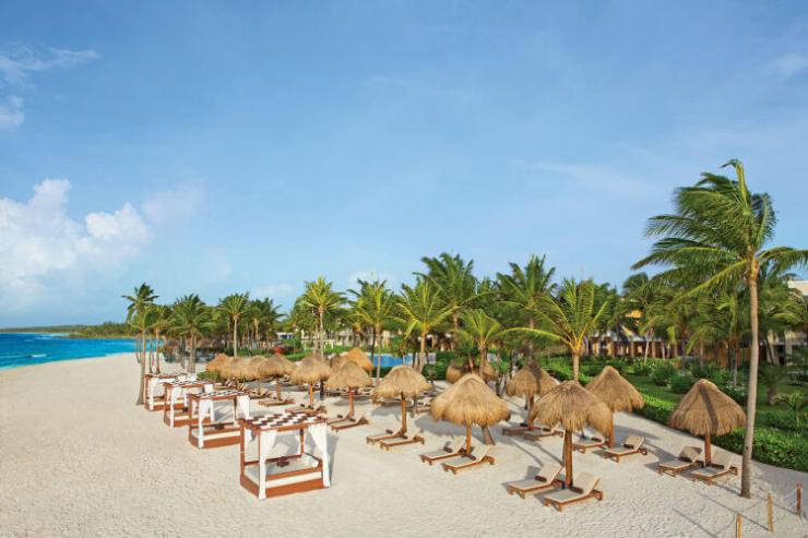 Dreams Tulum Best All Inclusive Resorts for Families