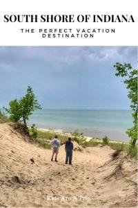 If you're looking for amazing things to do in Indiana, don't miss the South Shore. From Indiana Dunes National Park to Michigan City beaches, this vacation destination will not disappoint! - Kids Are A Trip