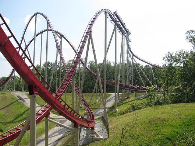 Kings Island Amusement Park Cincinnati Ohio-Kids Are A Trip