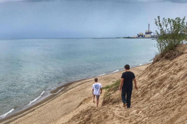 Mount-Baldy-Indiana-Dunes-National-Park-Kids-Are-A-Trip