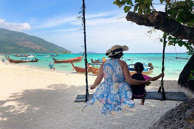 Thailand Island Hopping-Kids Are a Trip