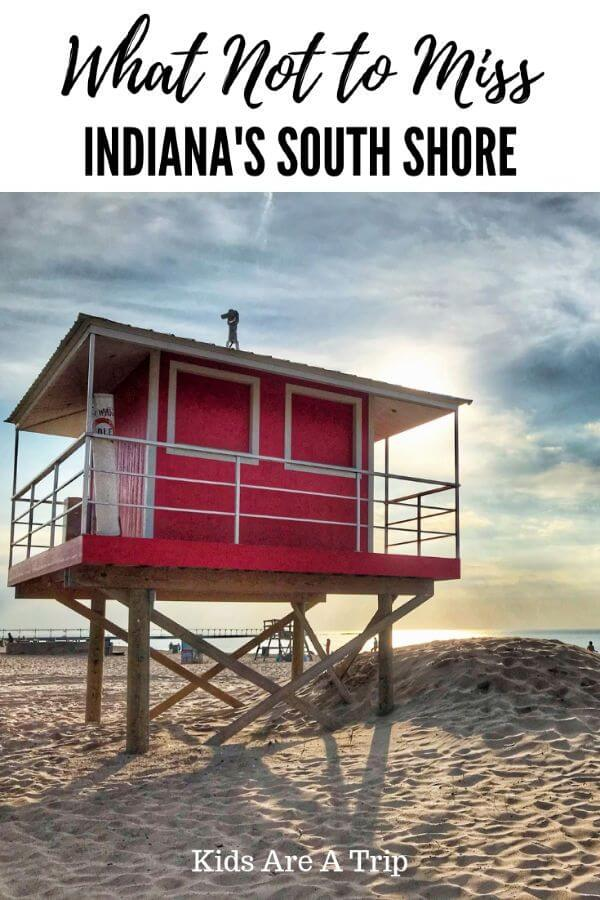 If you're looking for amazing things to do in Indiana, don't miss the South Shore. From Indiana Dunes National Park to Michigan City beaches, this vacation destination will not disappoint! - Kids Are A Trip #Indiana #IndianaDunes #LakeMichigan #familytravel