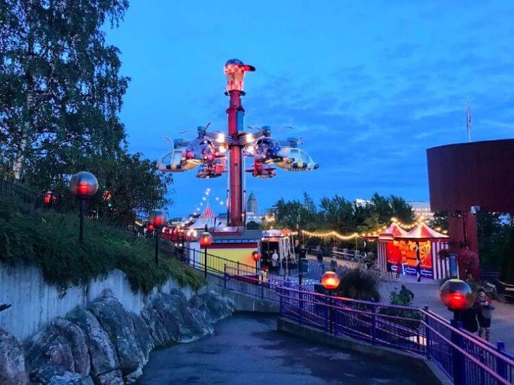 Helsinki Amusement park