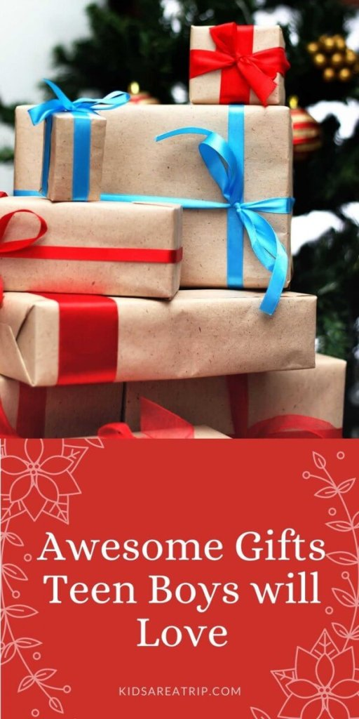 Gift Guide for Teen Boys-Kids Are A Trip