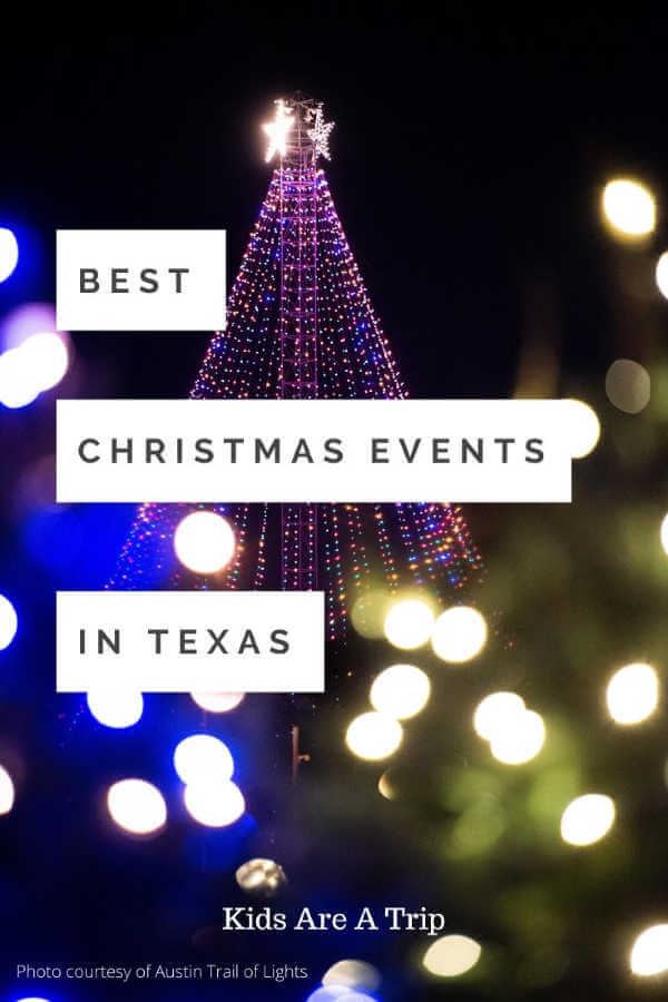 Christmas Events in Texas