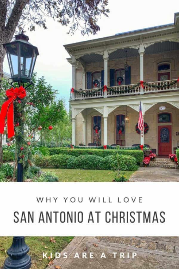 King William San Antonio Christmas-Kids Are A Trip