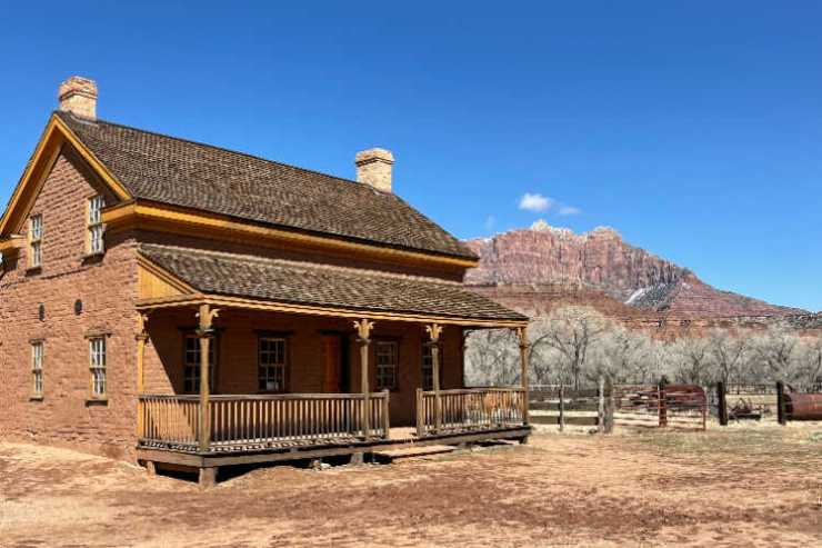 Grafton Ghost Town Greater Zion-Kids Are A Trip