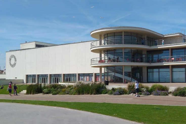 De La Warr Pavilion Bexhill On Sea