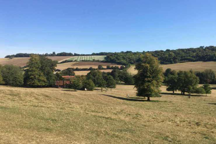 Great Missenden UK field