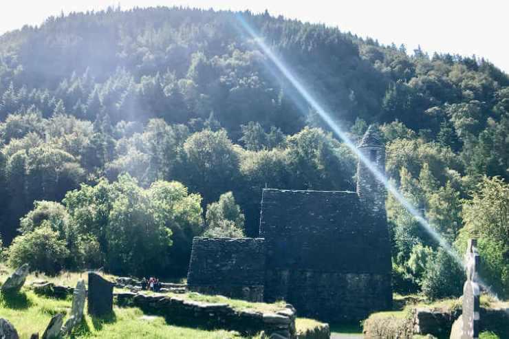 Wicklow Mountains- Catherine Brady