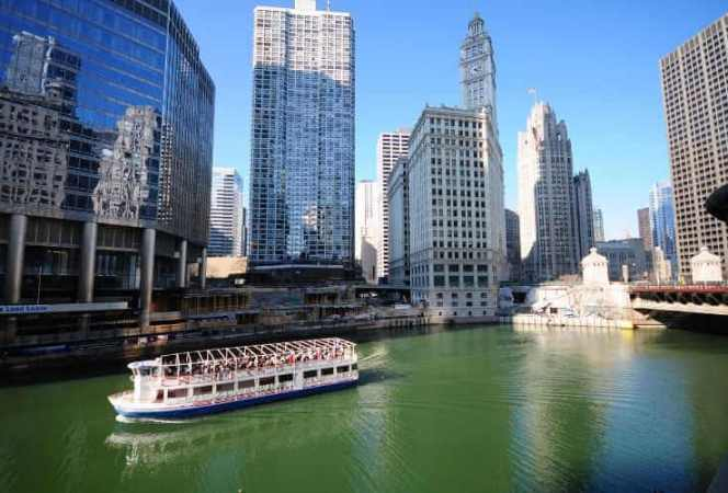 Chicago River Architecture Cruise-Kids Are A Trip